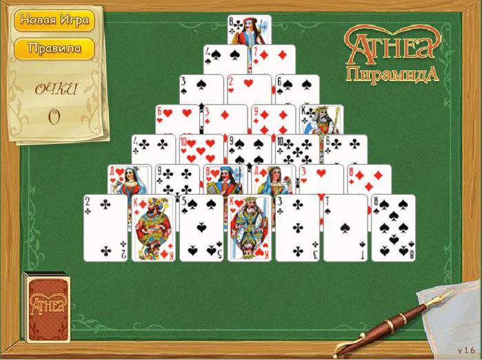 Играть в пасьянс древние чудеса и пирамиды косынку и паук и др игры в карты