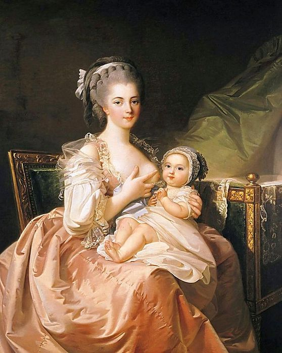 2jean-laurent-mosnier-the_young_mother (558x700, 74Kb)