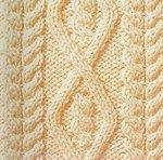 Узоры вязания спицами косы, жгуты. .  Еще красивые узоры из кос и жгутов, плетеные узоры. схема подключения...