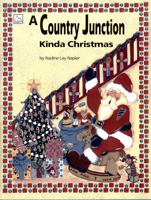 0 Country Junction Kinda Christmas (528x700, 104Kb)
