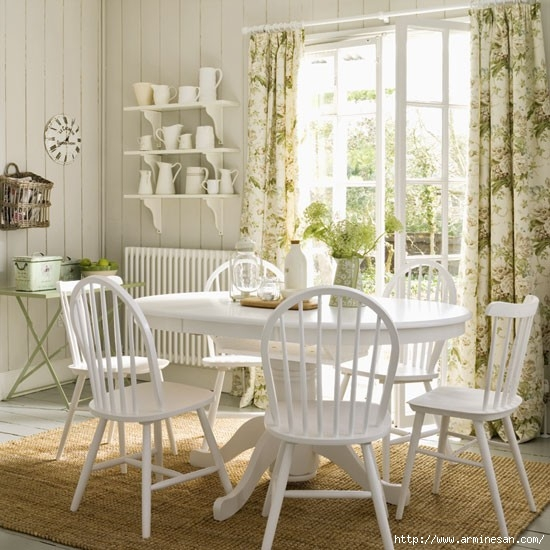 Vintage-country-dining-room (550x550, 195Kb)