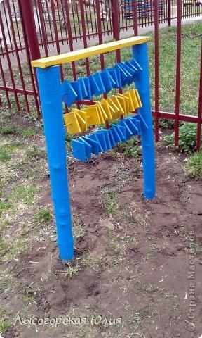 Поделки в садик для детской площадки 945