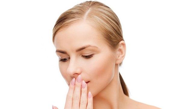 запах изо рта признак какой болезни