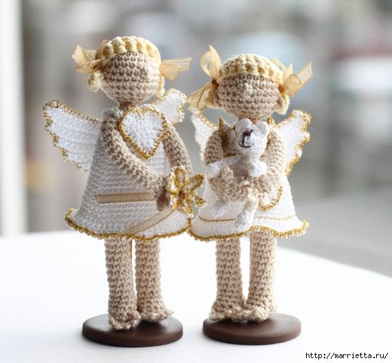 Миниатюрные игрушки амигуруми от FancyKnittles (2) (570x527, 148Kb)