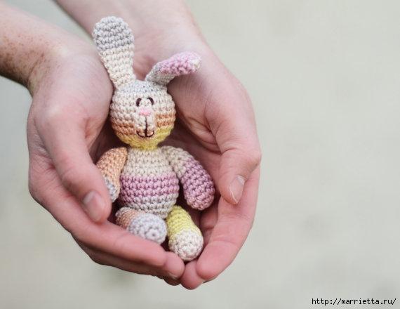 Миниатюрные игрушки амигуруми от FancyKnittles (4) (570x440, 89Kb)