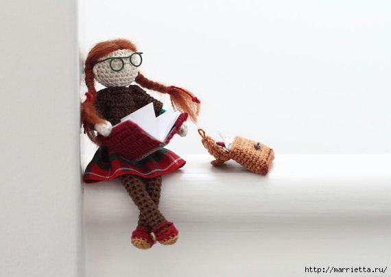 Миниатюрные игрушки амигуруми от FancyKnittles (24) (570x404, 67Kb)
