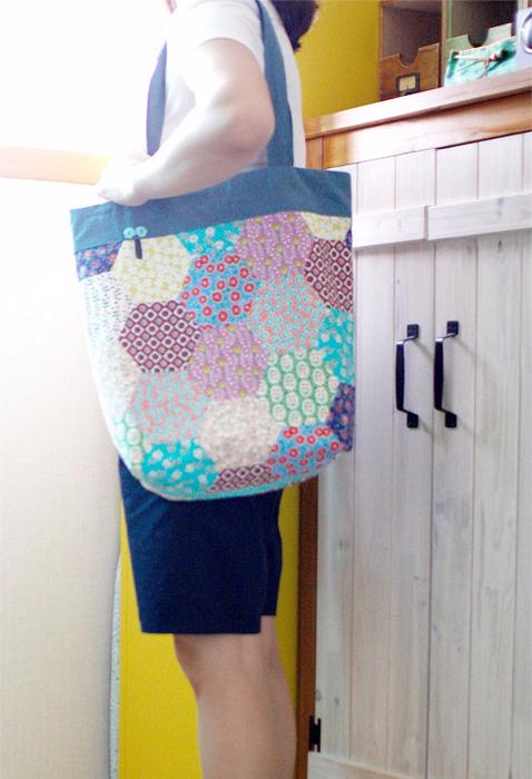 Я шью сумку мастер класс идеи #13