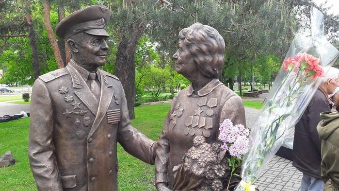 Поставить памятник ветерану вов памятник преемственность поколений череповец