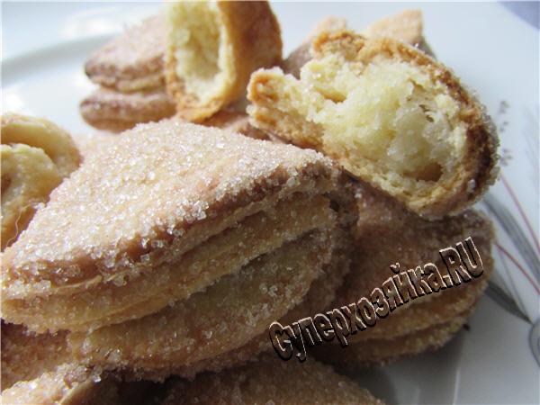 Творожное печенье очень вкусные и быстрые рецепты печенья из творога