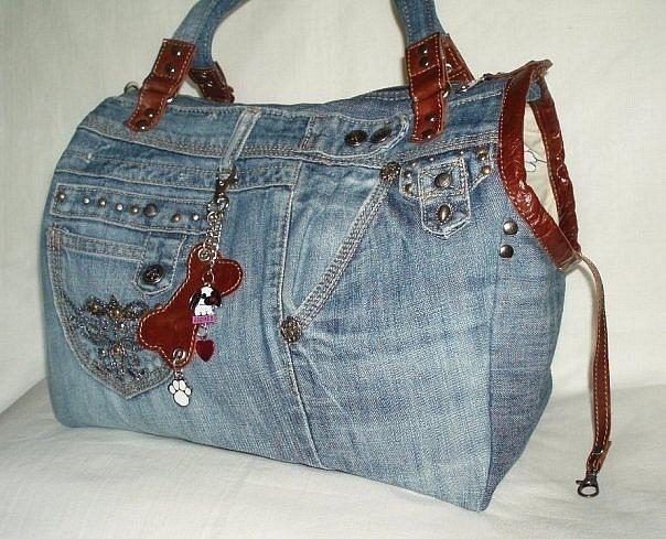 b899bcdba323 Шьем джинсовую сумку сами. Идеи.. Обсуждение на LiveInternet ...