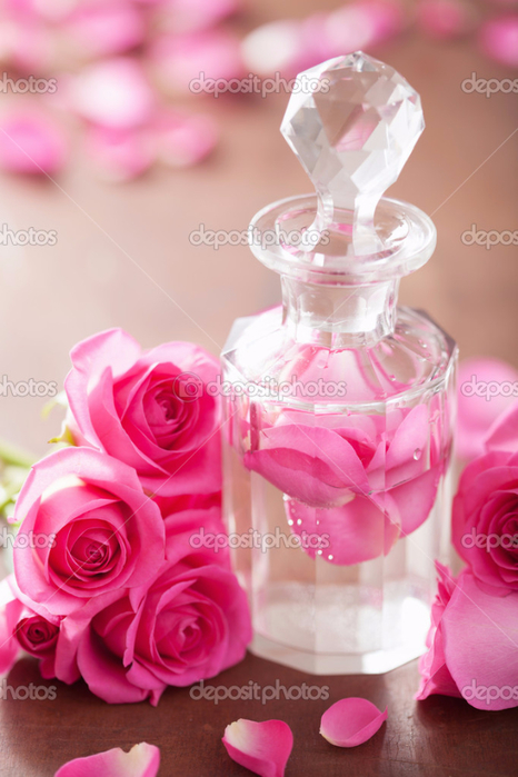 depositphotos_46252559-Perfume-bottle-and-pink-rose (466x700, 333Kb)