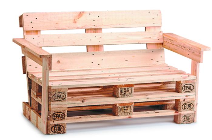 Mobel Aus Holzpaletten Zusammenbauen