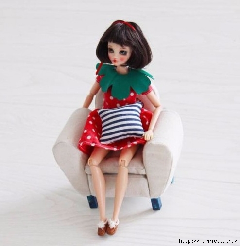 Как сшить мягкое кресло для кукол (20) (494x505, 92Kb)