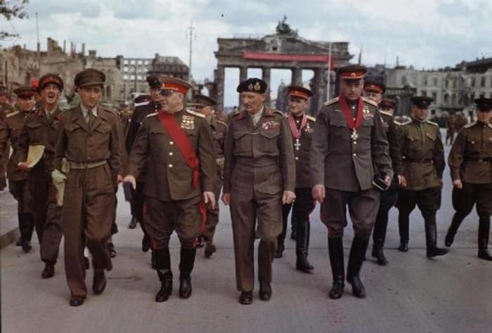 У какой армии была лучшая военная форма во время Второй мировой войны