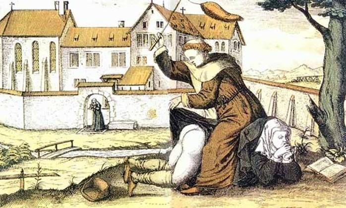 За что и как наказывали европейских женщин до 21 века