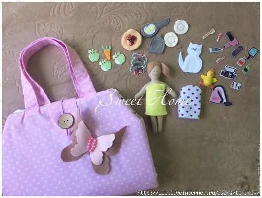 1daa25032e90 сумка-домик - Самое интересное в блогах