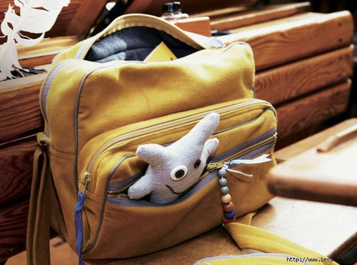 7d717b76 Шьем школьную сумку своими руками!. Обсуждение на LiveInternet - Российский  Сервис Онлайн-Дневников