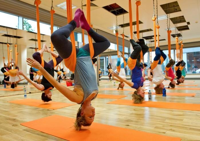 10 уникальных видов йоги, которые помогут расслабиться