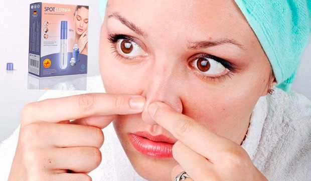 Вакуумный очиститель пор для лица spot cleaner алиэкспресс