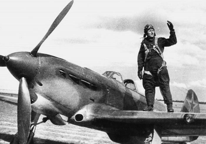 Иван Калабушкин: советский летчик, который сбил 5 фашистских самолетов в 22 июня 1941 года