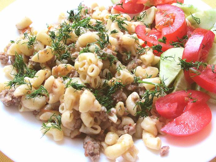 Это вкусное блюдо с высокой питательной ценностью легко приготовить на скорую руку.