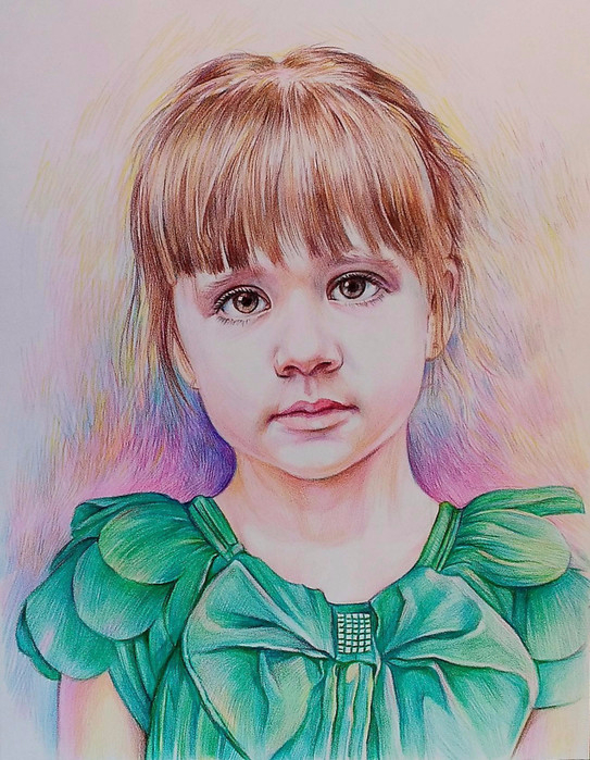 Картинка портреты людей для детей