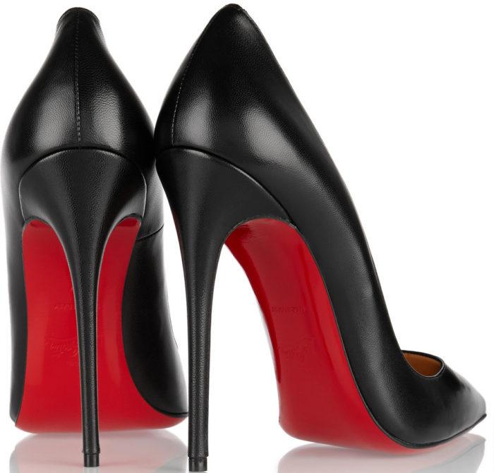 da6bc2dba Самый дорогой и модный бренд женской обуви: Christian Louboutin