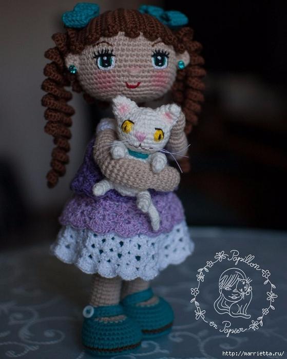 Амигуруми. Куколка Сашенька. Описание (2) (559x700, 230Kb)
