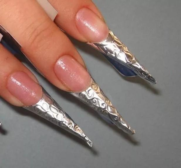 137822848 101917 0941 5 Пошаговая инструкция по наращиванию ногтей на формы
