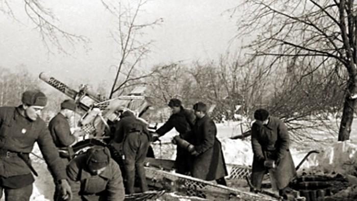 Битва за Москву 1941 го