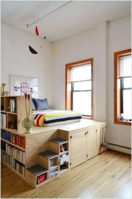 138245934 111117 1012 2 Лучшие идеи оптимизации пространства для маленькой квартиры