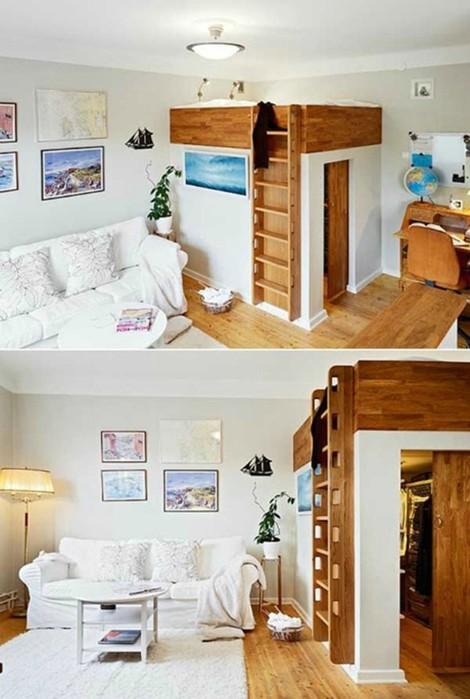 138245950 111117 1012 18 Лучшие идеи оптимизации пространства для маленькой квартиры