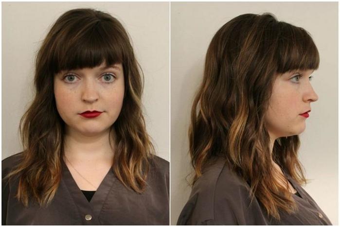 Контуринг— как изменить форму лица без косметики и оживить волосы без ножниц