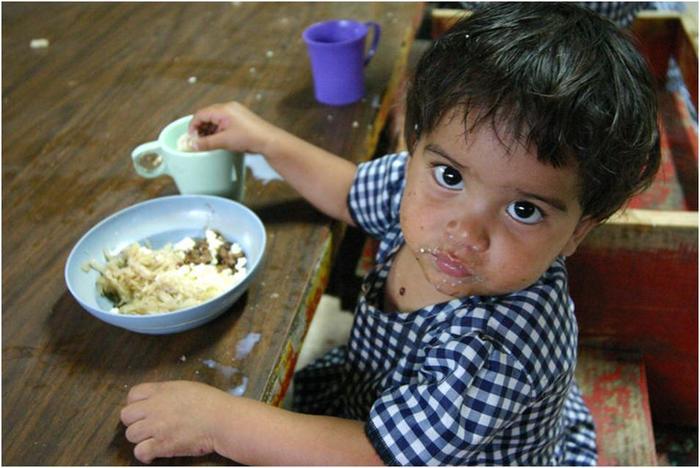 Чем российский ребенок отличается от потомка индейцев майя в Гватемале