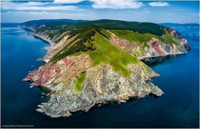 138448008 112017 2123 11 Красоты России: Шантарские острова от Сергея Доли