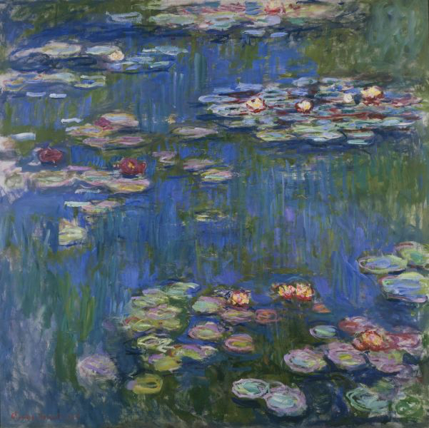 Monet_Water_Lilies_1916 (601x600, 330Kb)