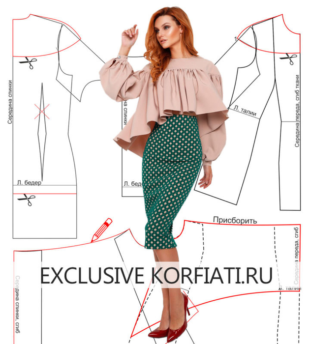 blouse-with-gathers-pattern-fr-720x800 (630x700, 269Kb)