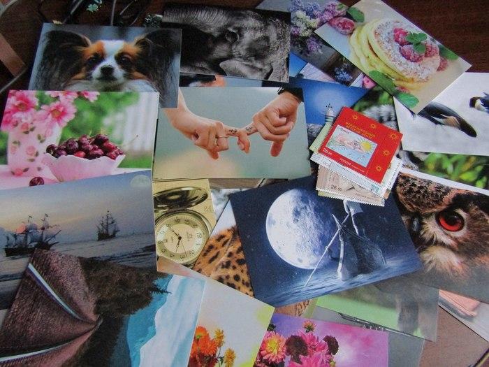 Интернет магазин открыток для посткроссинга, картинки надписью спасибо