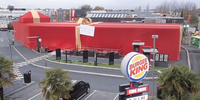 139230436 122317 2318 BurgerKing2 Burger King подарил целый ресторан своему самому активному поклоннику