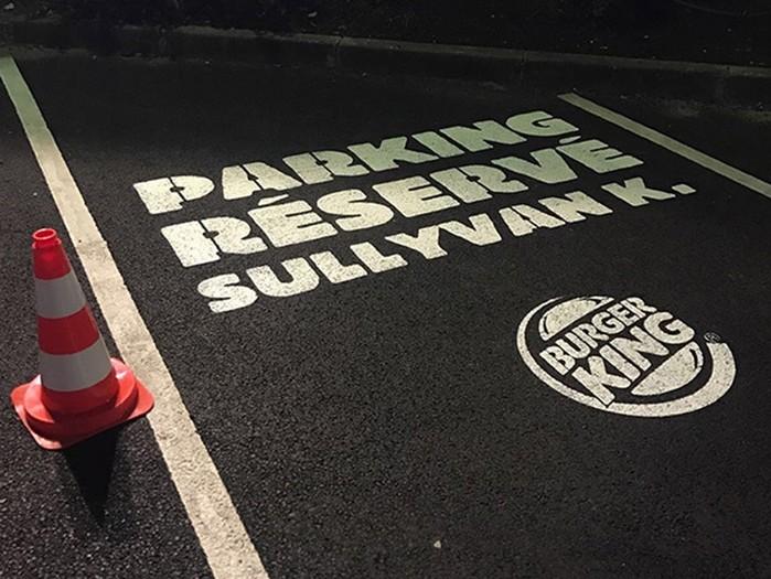139230438 122317 2318 BurgerKing4 Burger King подарил целый ресторан своему самому активному поклоннику