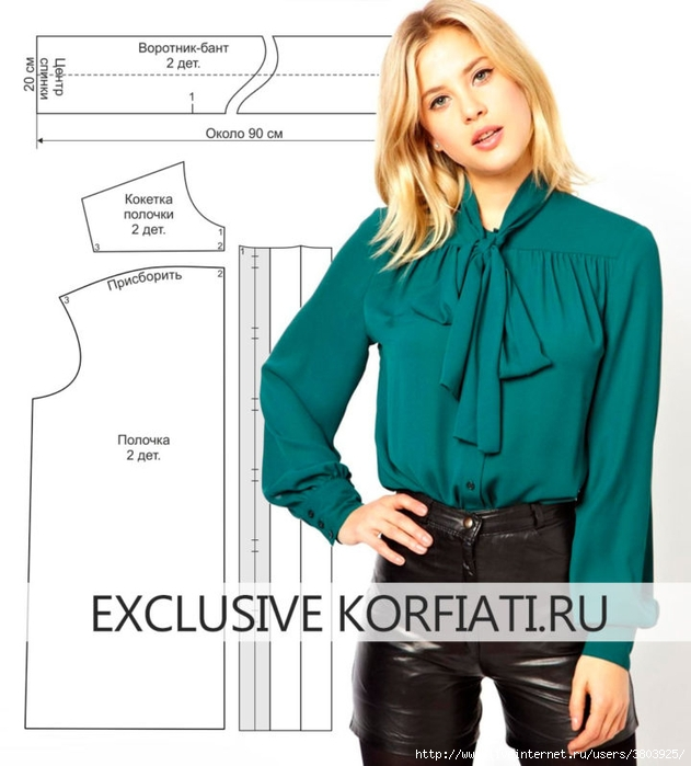 blouse-with-a-collar-bow-and-yoke-720x798 (1) (631x700, 201Kb)