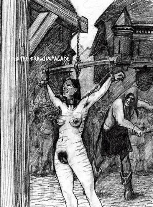 Рассказ рабиня наказание
