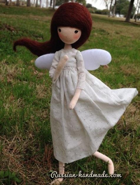 Сшить куклу ангела своими руками фото 293
