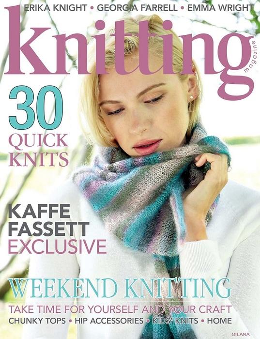 Knitting Magazine №159 2016.