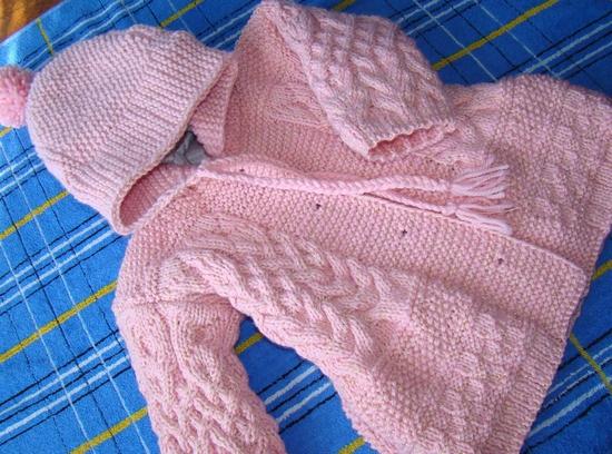 вязаное пальто для девочки обсуждение на Liveinternet российский