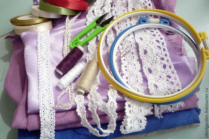52ee449faf28 Сшить текстильный очечник с вышивкой. МК.. Обсуждение на ...