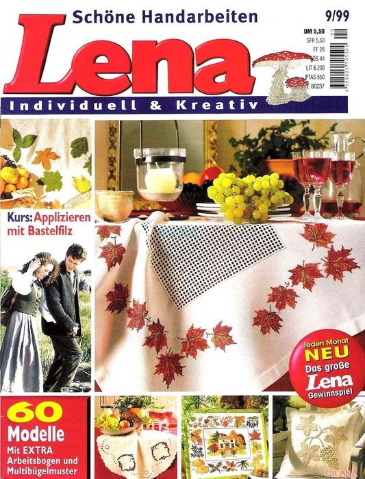 Lena №9 1999 Schone Handarbeiten.