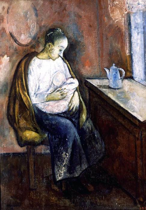 1919 Мать. Х м. 64 x 46 см. ГРМ (486x700, 60Kb)
