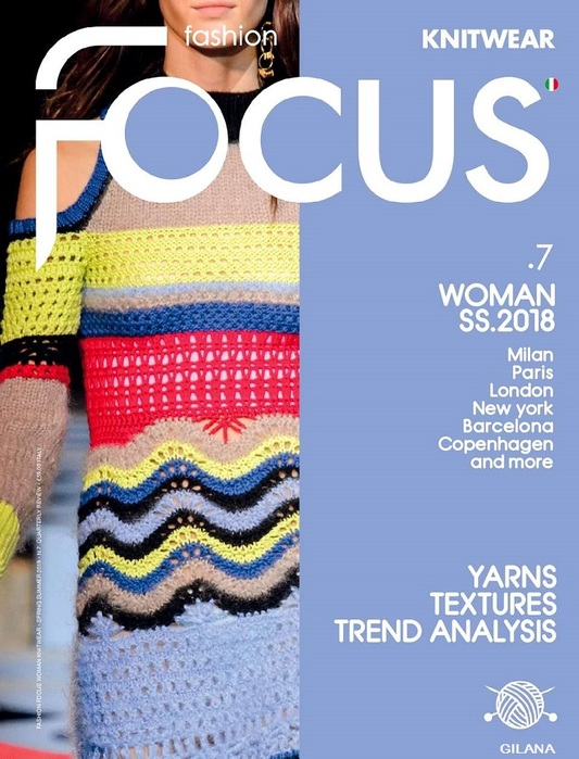 Fashion Focus Woman Knitwear — Spring/Summer 2018.