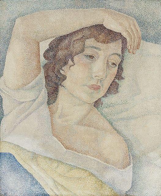 PORTRAIT DE FEMME, с. 1930 (526x640, 294Kb)